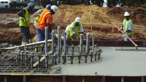 foundation inspection for new construction