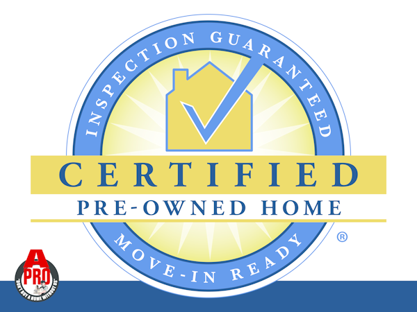 Certified Pre-Owned Home Inspection in Rock Hill