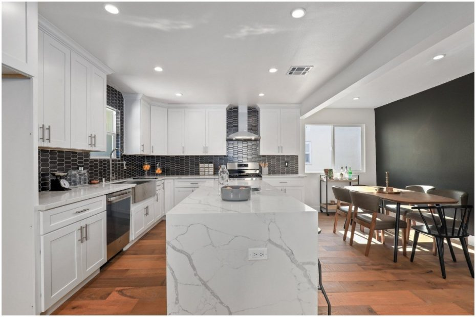 Kitchen Home Inspection in Rock Hill